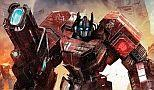 Comic-Con - Transformers: Fall of Cybertron gameplay