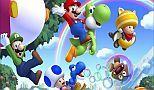 New Super Mario Bros. U - Jön a Luigi fókuszú DLC