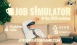 Launch traileren a Job Simulator