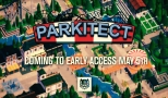Parkitect Early Access trailer