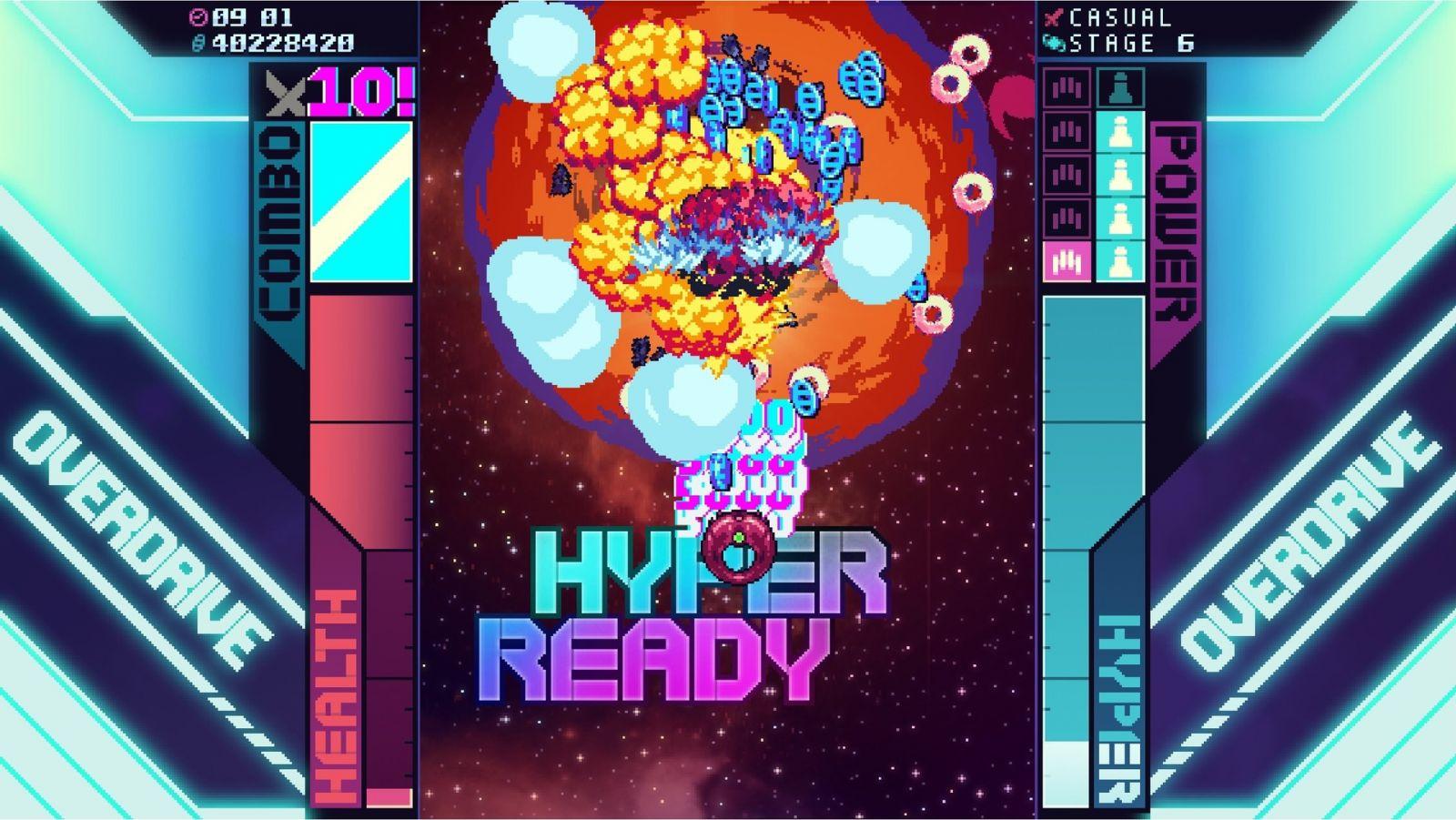 JÁTÉKOK - Super Galaxy Squadron EX - Játékteszt