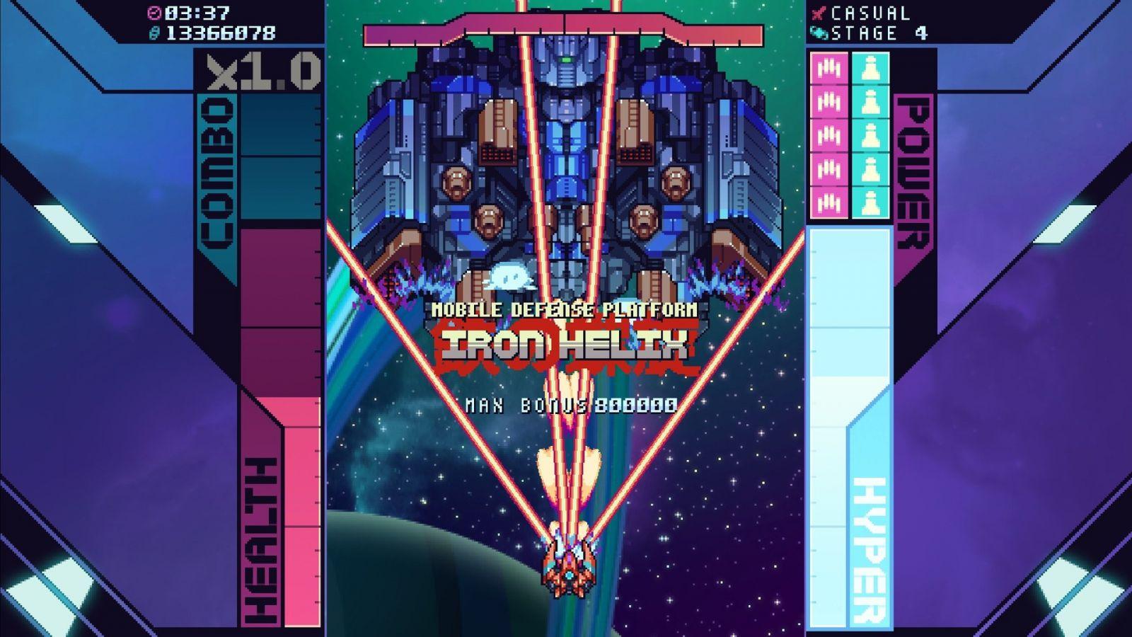 J�T�KOK - Super Galaxy Squadron EX - J�t�kteszt