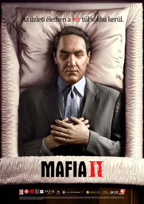 Mafia 2 Artwork Pályázat Eredményhirdetés Játékok Magazin