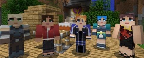 J�T�KOK - Minecraft - Skin csomag az Xbox verzi�hoz