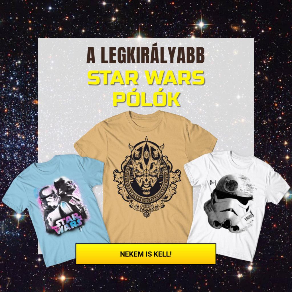Star Wars-pólók