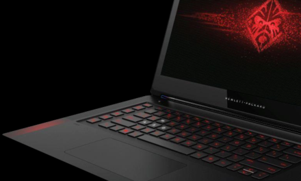 HP Omen 15 (2016) – Hardverteszt