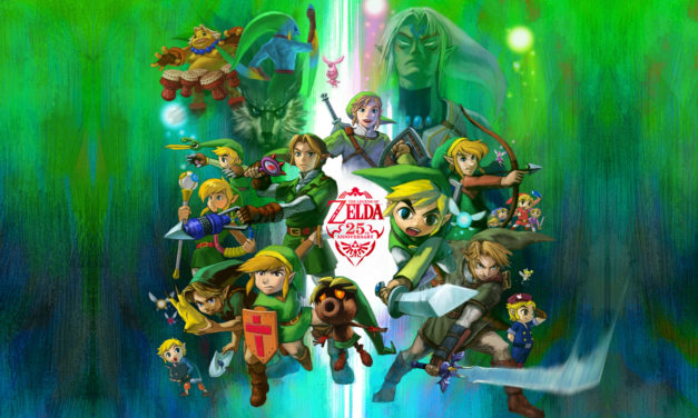 The Legend of Zelda hét a Nintendo eShopnál