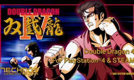 Double Dragon Ⅳ – Trailer