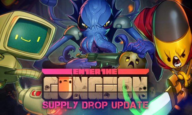 Enter the Gungeon – Supply Drop