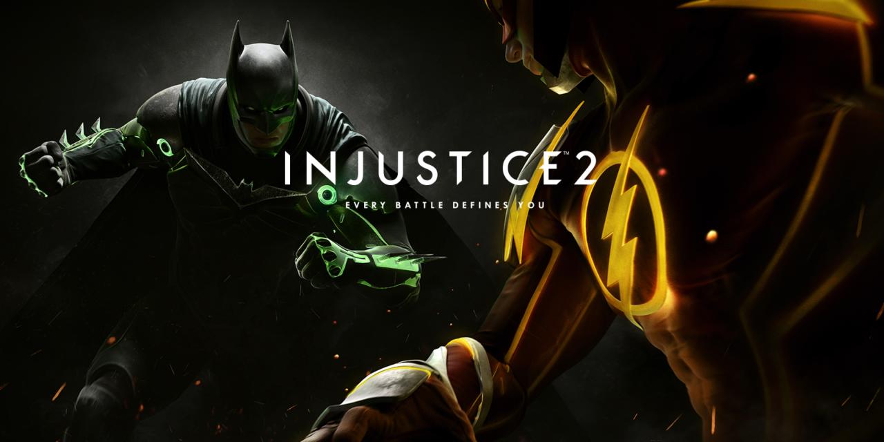 Injustice 2 – Összetört szövetségek