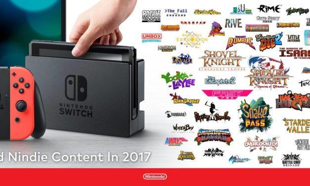 Nindies – A Nintendo Indie játékokat jelentett be