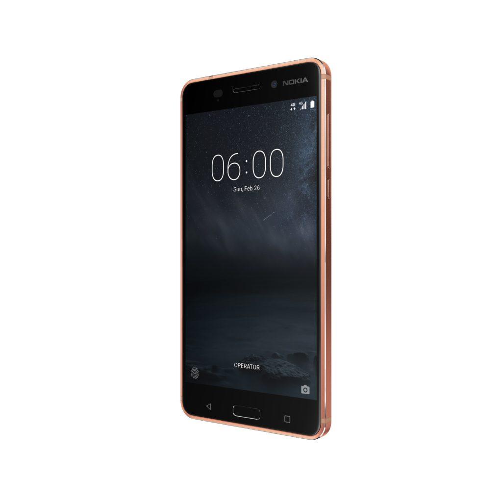 Nokia 6 Copper