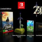 The Legend of Zelda: Breath of the Wild – A gyűjtői kiadás