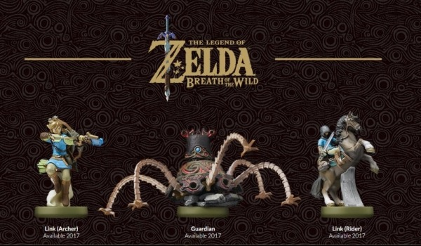 The Legend of Zelda: Breath of the Wild – Milyen extrákat adnak az amiibok?