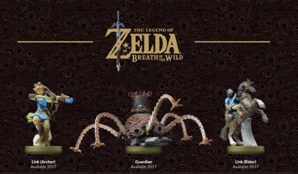 The Legend of Zelda: Breath of the Wild – Milyen extrákat adnak az amiibok?