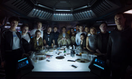 Alien: Covenant – Az utolsó vacsora
