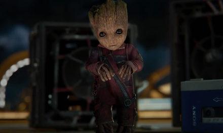 A galaxis őrzői 2 – Menő zenére zúznak Star-Lordék