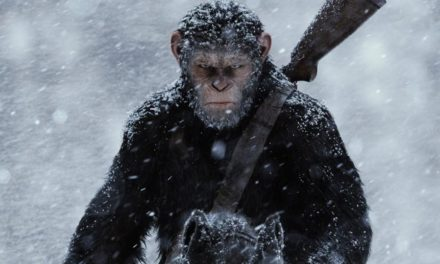 A majmok bolygója – Háború