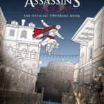 Assassin's Creed színező a Fumaxtól