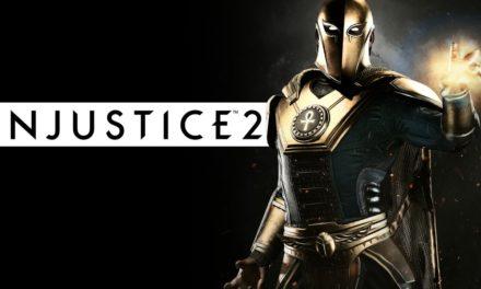 Injustice 2 – Bemutatkozik Doctor Fate