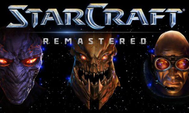 Érkezik a Starcarft Remastered!