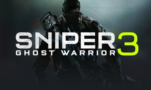 Sniper Ghost Warrior 3 – A storyt elmesélő előzetes