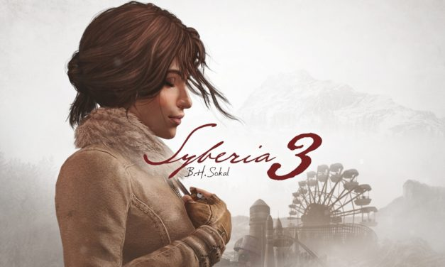 Syberia 3 – Gameplay video
