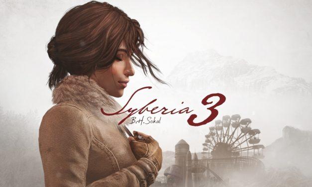 Syberia 3 – Gameplay video