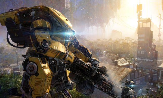 Titanfall 2 – Colony Reborn Gameplay