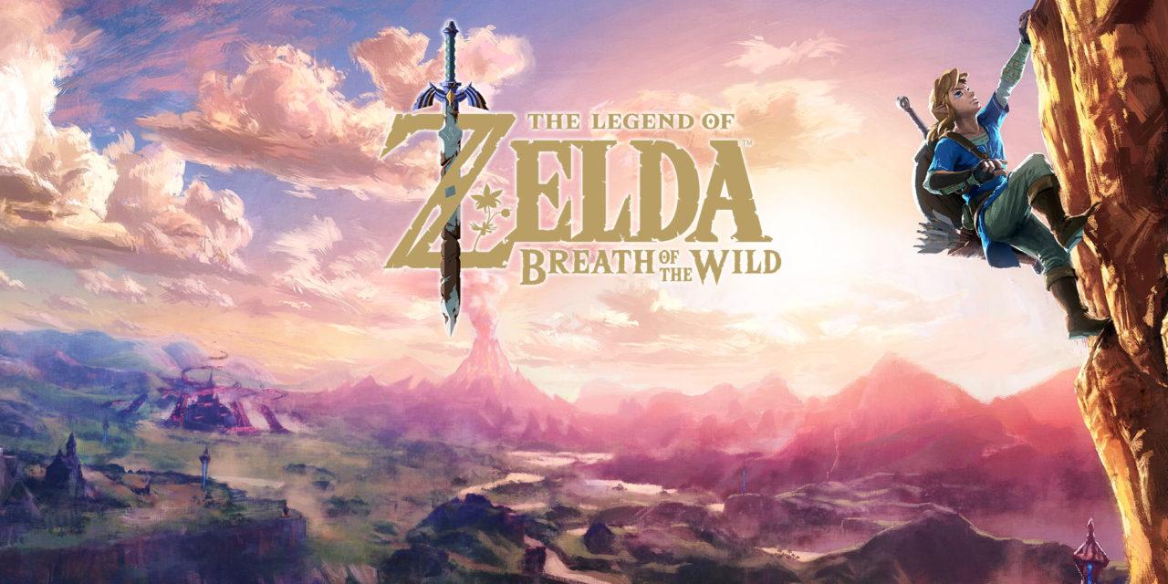 The Legend of Zelda: Breath of the Wild Explorer's Edition – Különleges kiadást kap az év egyik legjobb játéka!