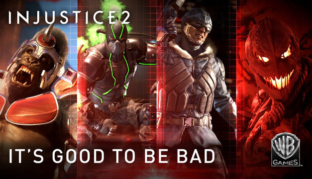 Injustice 2 – Rossznak lenni a legjobb!