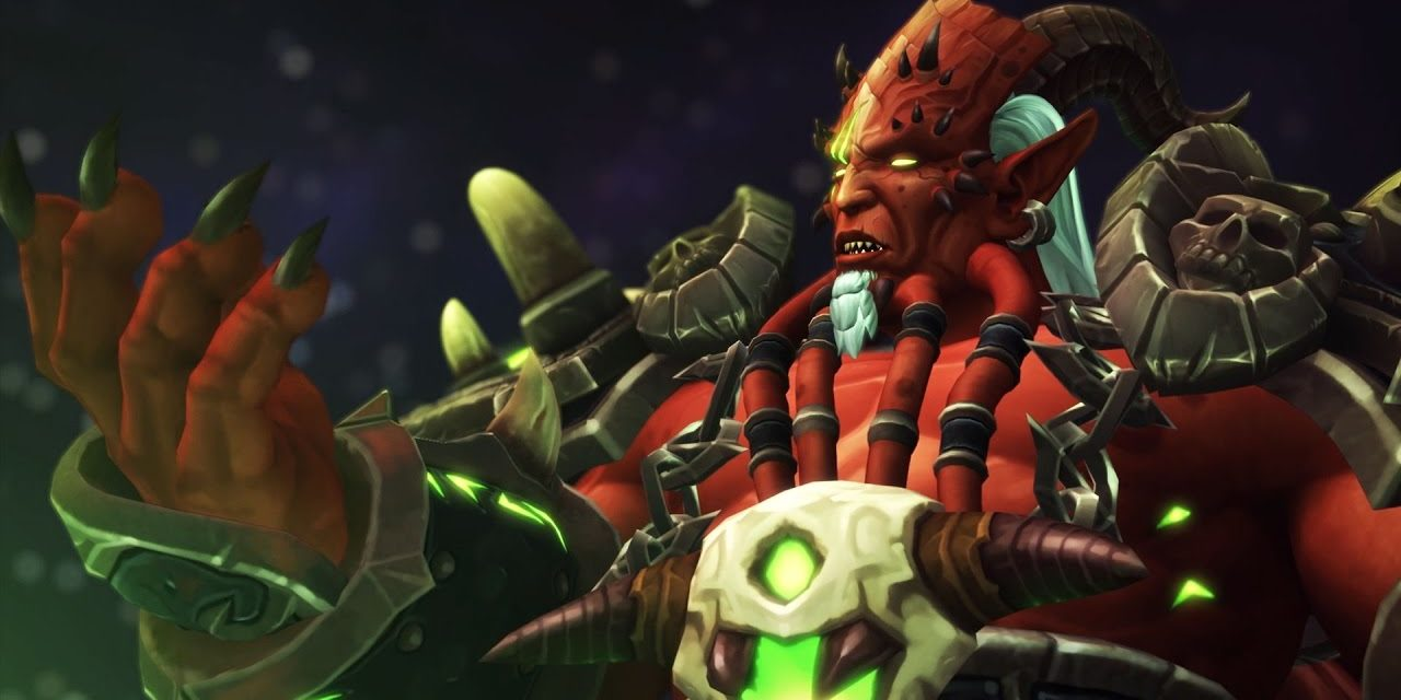 Patch 7.2 – The Tomb of Sargeras