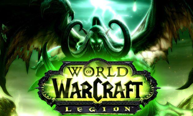 WoW: Legion összegző