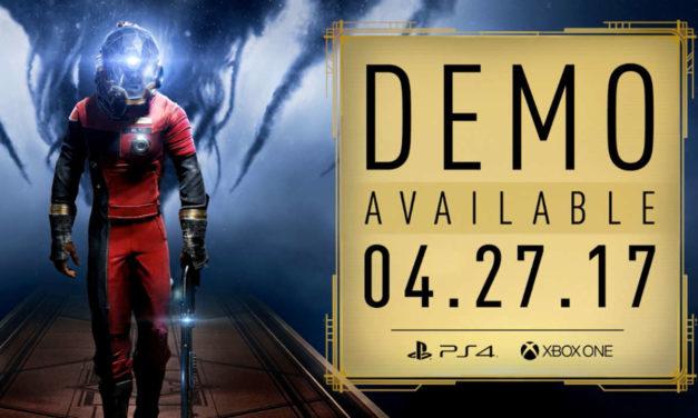 Már tölthető a Prey Demo!