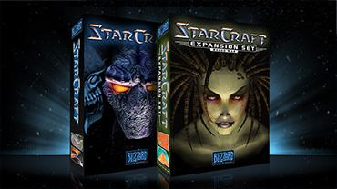 Ingyen letölthető a StarCraft