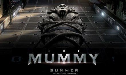 Új előzetesen A múmia