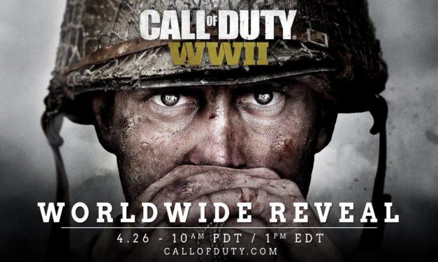 Az új Call of Duty ismét a 2. világháborúba repít minket!