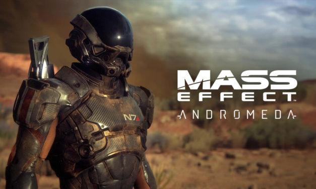Mass Effect: Andromeda – Játékteszt