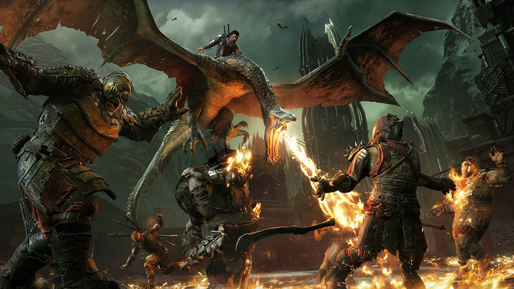 Middle-earth: Shadow of War – Gameplay video