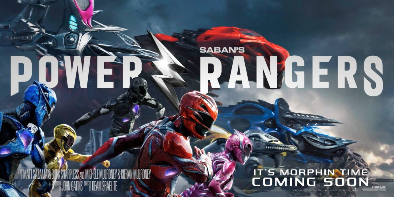 Power Rangers – filmkritika