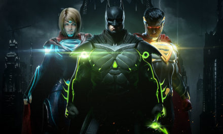 Injustice 2 – Super Move