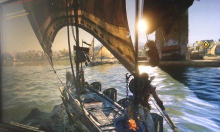 Szivárog az új Assassin's Creed!