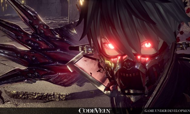 Code Vein – Gameplay videó