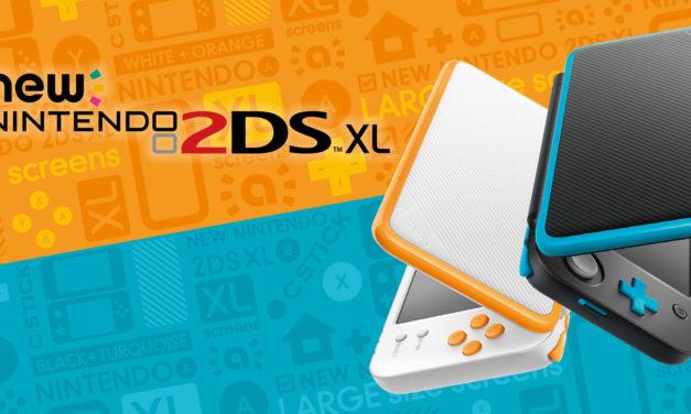 Kipróbáltuk a New Nintendo 2DS XL-t!