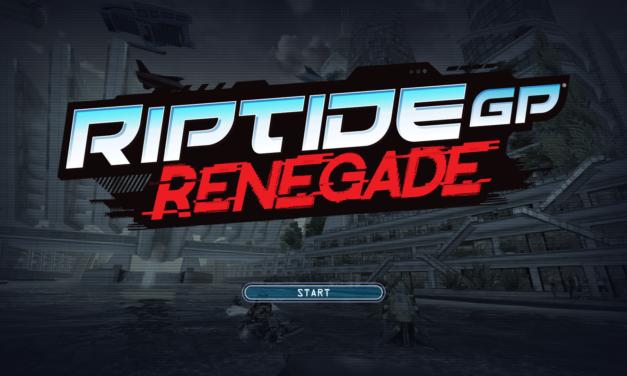 Riptide GP: Renegade – Játékteszt