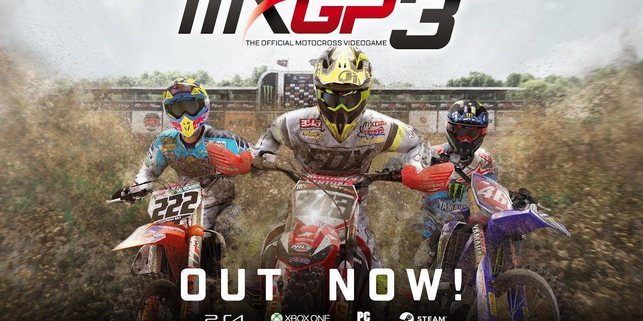 Launch traileren az MXGP3