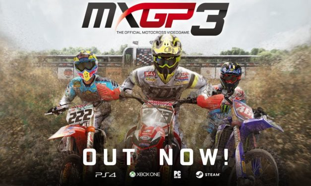 Launch traileren az MXGP3