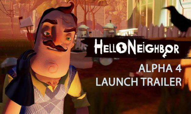 Megérkezett a Hello Neighbor Alpha 4