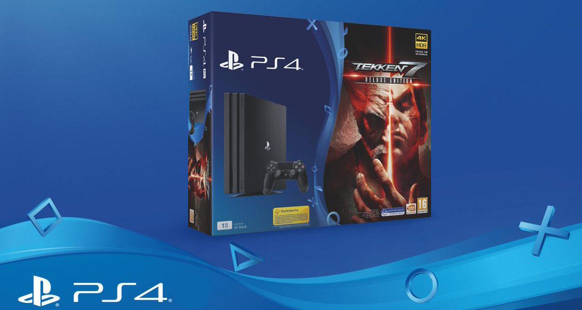 Új PlayStation®4 játékcsomagban érkezik a TEKKEN 7