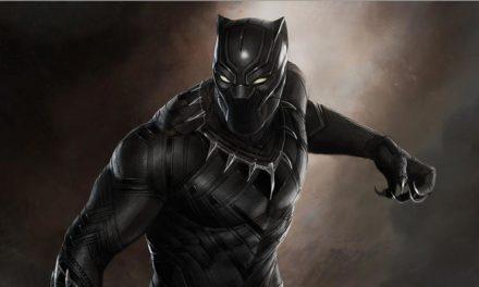 Megérkezett az első Black Panther trailer!